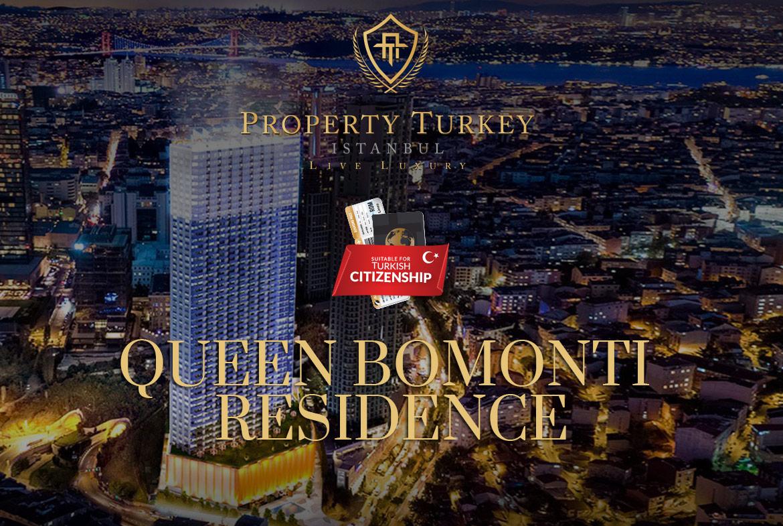 Sinpaş Queen Bomonti