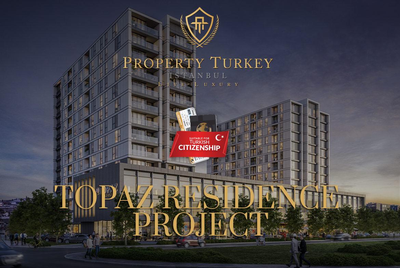 Topaz Residence project