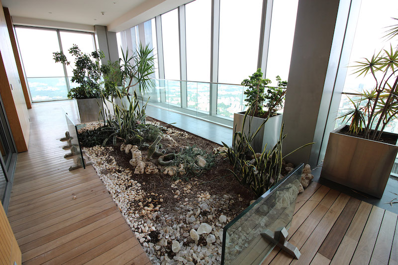 Sapphire Tower Penthouse Istanbul