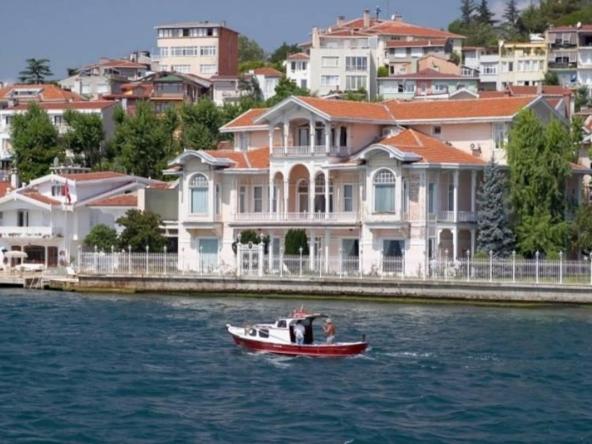 bosphorus mansion